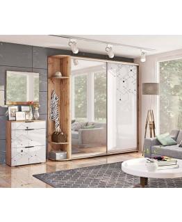 Прихожая Комфорт мебель Тренд ВТ-4066
