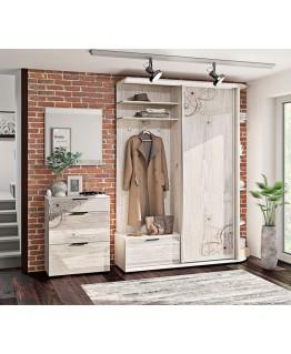 Прихожая Комфорт мебель Тренд ВТ-4065