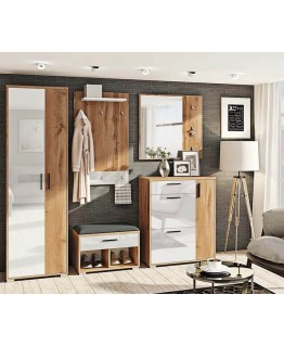 Прихожая Комфорт мебель Вендо ВТ-4049