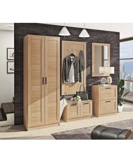 Прихожая Комфорт мебель Престиж ВТ-4056