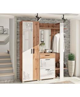 Прихожая Комфорт мебель Вендо ВТ-4051