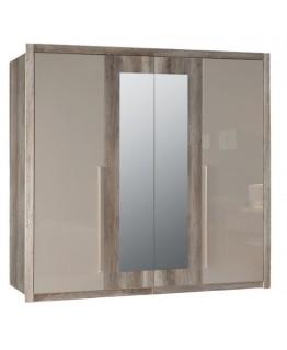 Шкаф 4-х дверный ВМВ Джульетта 4D