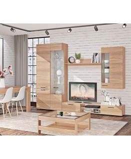 Гостиная Комфорт мебель Эко МС-4323