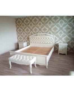 Кровать ЛВН-мебель Венеция 1,6