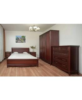 Спальня ЛВН-мебель Венеция 1