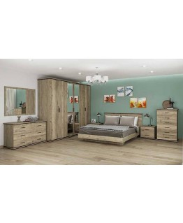Спальня Свит меблив Палермо 1