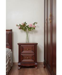 Тумба прикроватная ЛВН-мебель Венеция (2 ящика)