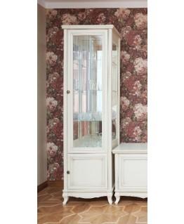 Витрина ЛВН-мебель Венеция 1 дверная