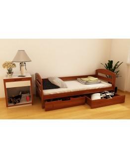 Детская кровать Луна Винни 0,9