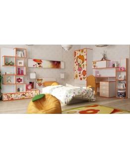 Детская кровать Luxe Studio Mandarin с бортиками