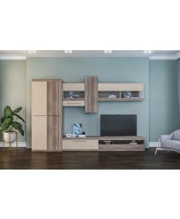 Гостиная Світ меблів Толедо со шкафом