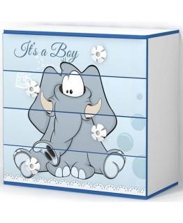 Комод детский Luxe Studio Elephant (Слоник)