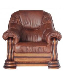 Кресло Курьер Гризли (кожа)