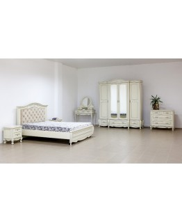 Спальня Элеонора стиль Анна (дерево)