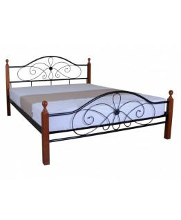 Кровать Melbi Фелиция вуд 1,8