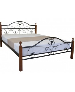 Кровать Melbi Патриция вуд 1,6