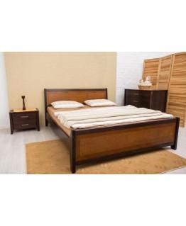Кровать Олимп Сити 1,8 (с интарсией)