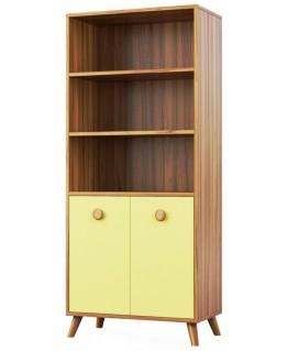 Детский шкаф Світ Меблів Колибри (книжный)