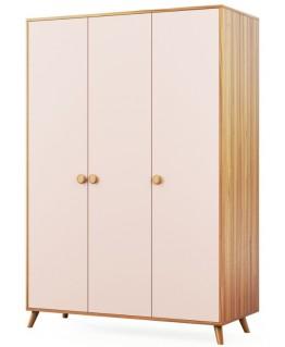 Детский шкаф Світ Меблів Колибри 3-х дверный