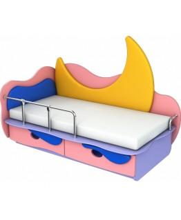 Детская кровать Ренессанс Луна (1600х800)