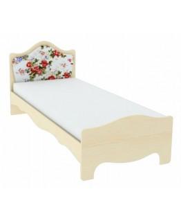 Детская кровать Ренессанс Прованс К 4-5/2000х1000 с накладками