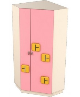 Детский шкаф Ренессанс Угловик М-6
