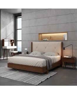 Кровать ArtWood Сиена 1,6