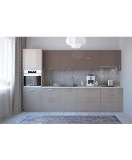 Кухня модульная СМ Руна Латте РК-6485