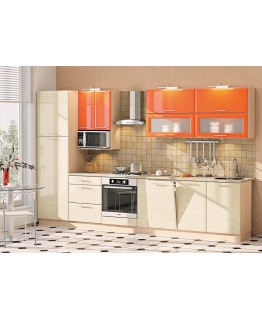 Кухня Комфорт мебель КХ 6135