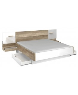 Кровать ВМВ Бари II 180