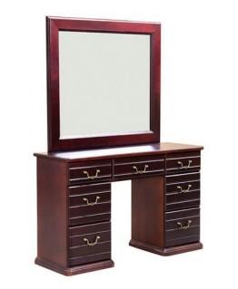 Туалетный столик Елисеевская мебель Адель 1,2
