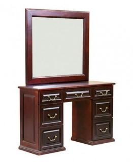 Туалетный столик Елисеевская мебель Филенка 1,2