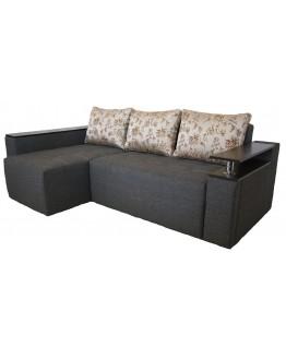 Угловой диван СКМ Палермо 3х1