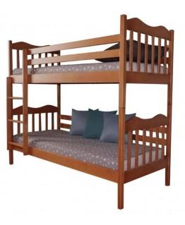 Двухъярусная кровать Дримка Маугли 0,9