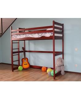 Двухъярусная кровать Дримка Шрек (чердак)