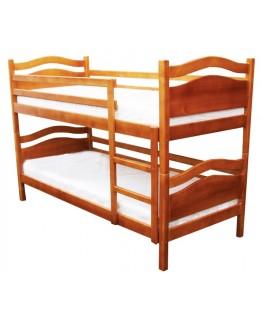 Двухъярусная кровать Дримка Винни Пух 0,9