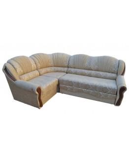 Угловой диван Yudin Лидия 3х1