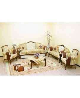 Комплект мягкой мебели Лотос–М Эсма 3+2+1+1