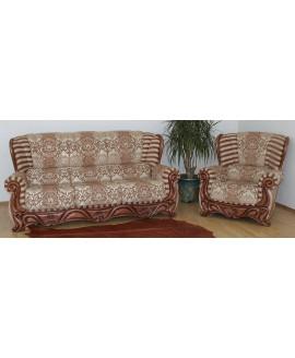 Комплект мягкой мебели Шик Галичина Посейдон 3+1