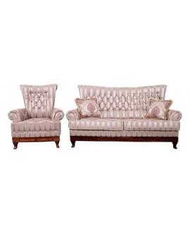 Комплект мягкой мебели Шик Галичина Фараон 3+1