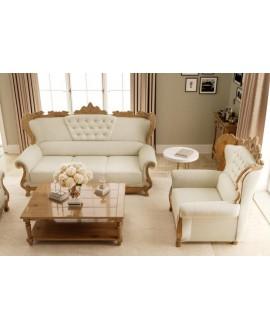 Комплект мягкой мебели Шик Галичина Версаль 3+1