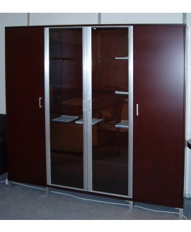 Шкаф книжный Диал YCB 565
