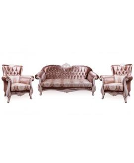 Комплект мягкой мебели Лотос–М Эресин 3+1+1