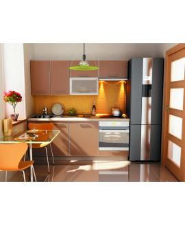Кухня модульная СМ Капучино (2000x600x2132)