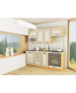 Кухня модульная СМ Классик (2000x600х2132)