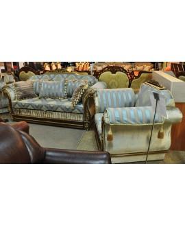 Комплект мягкой мебели Мебус Барон 3+1+1
