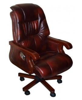 Кресло руководителя Диал Мемфис (кожа)
