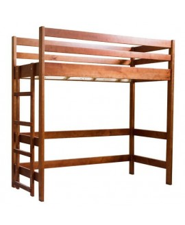 Кровать детская Елисеевская мебель Антошка Чердак