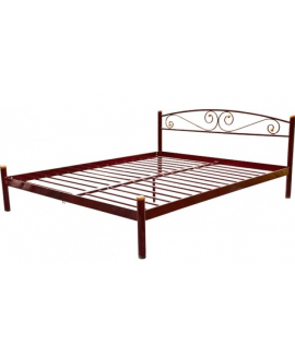 Кровать Металл-Дизайн Вероника кованый металл