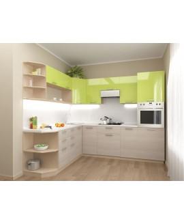 Кухня модульная СМ Киви (2100x2000х2132)